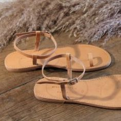 Greek Leather Sandals (Slip, Slide & Buckle Styles) | R1,599.00 | www.thestorer.co Greek Sandals, Accessories Shop, Leather Sandals, Fashion Shoes, Footwear, Slip On, Shopping, Style, Swag