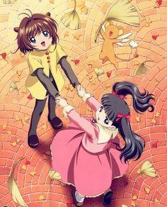 Sakura Tomoyo & Kero - Sakura Cardcaptors foto (2734144) - fanpop