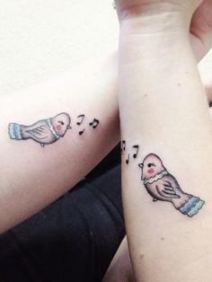 Friendship tattoo's...