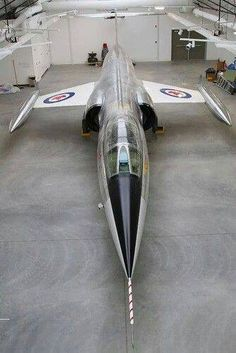 F104 Starfighter. I have no idea which variant.