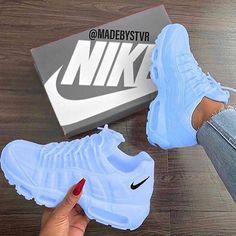 25 Women Shoes For Teens Nike Shoes blue nike sneakers Nike Shoes Blue, Nike Air Shoes, Purple Sneakers, Nike Shoes Outfits, Baby Blue Shoes, Pink Shoes Outfit, Nike Air Max, Adidas Outfit, White Sneakers