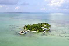 Cayo Espanto, San Pedro, Belize - private island beach house ~ One day I will visit there. Honeymoon Spots, Honeymoon Destinations, Vacation Spots, Vacation Wishes, Honeymoon Ideas, Belize Hotels, Beach Hotels, Luxury Hotels, Gili Lankanfushi