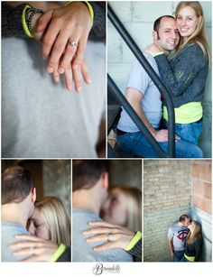 Minneapolis Engagement Session {http://fb.com/DetteSnaps.com}