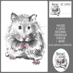 #Redbubble: Hamster