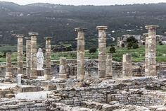 Baelo Claudia, la ciudad romana que sorprende en Tarifa