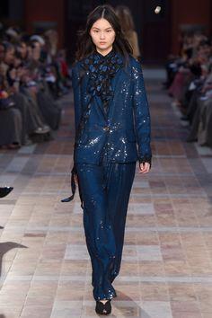 Sonia Rykiel Fall 2016 Ready-to-Wear Fashion Show - Cong He