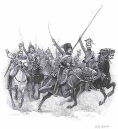 Napoleonic Cavalry Charge