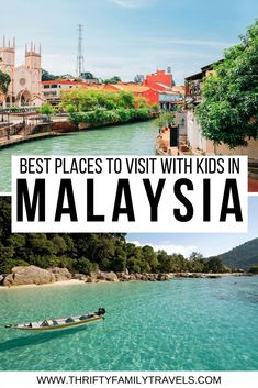 Best Places to visit in Malaysia with kids: Planning a trip to Malaysia? We've got you covered with our tips on the best things to do in Malaysia with kids. Malaysia Travel, Asia Travel, Travel Guides, Travel Tips, Travel Advice, Backpacking Asia, Where To Go, Southeast Asia, Kyoto