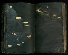 Altered Book, Found Poetry, Africa.