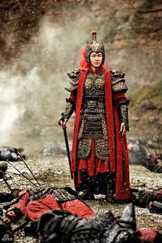 The Empress of China 《少女武则天》 - Fan Bingbing, Zhang Fengyi, Zhang Ting - Page 2