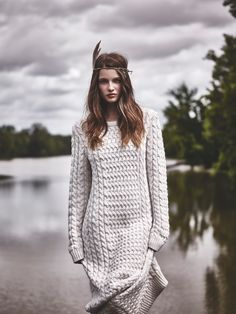 douceur boho: georgina howard by djamel boucly for cosmopolitan france october 2015 | visual optimism; fashion editorials, shows, campaigns & more!