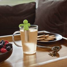 Funny tea infuser - Buddy