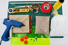 Lixeirinha de patchwork - Portal de Artesanato - O melhor site de artesanato com passo a passo gratuito