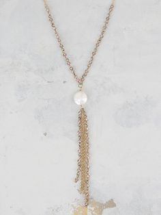 Altar'd State Fresh Water Pearl Necklace | Altar'd State