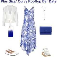 Plus Size/Curvy Rooftop Date