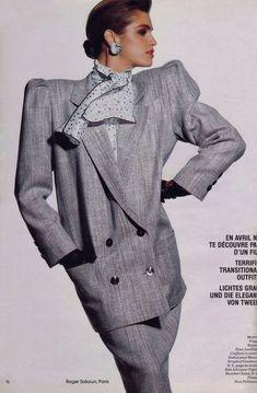 20th century fashion history 1980-1990   The Fashion Folks