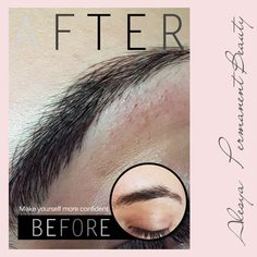 Hair imitation is most natural way to create eyebrows of your dream.  Beirut 70 770 595  #alesya_spmu #beirut #micropigmentation #hairimitation #lebanese #achrafieh #verdun #spmu #permanentmakeup