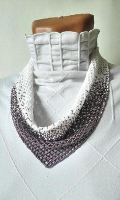 PDF tutorial pattern color transition neckerchief solitaire