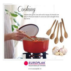 Check out the easy kitchen guide to essential Cooking Tools & Utensils in every kitchen. For more details Visit : http://www.europlak.in/ #EuroplakIndia #ModularKitchen #CookingTools