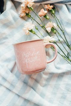 """""""Mornin' Sunshine"""" Ceramic Marble mug.Every morning, we have a choice to choose joy or focus on the negative. This mug was designed and crafted to boost your morning mood and put some pep in your step. Cute Coffee Cups, Cute Mugs, Coffee Love, Coffee Mugs, Pretty Mugs, Marble Mugs, Mug Cup, Moscow Mule Mugs, Mason Jars"""