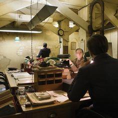 Churchill War Rooms    Plan #yourjourney online at http://ojp.nationalrail.co.uk/service/planjourney/search