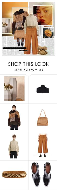 """Teddy game"" by undici ❤ liked on Polyvore featuring HomArt, Marni, The Row, Maison Margiela and Alberta Ferretti"