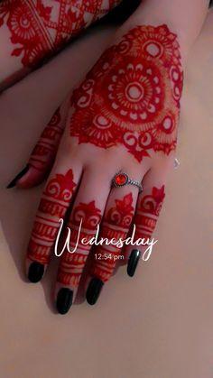 Khafif Mehndi Design, Finger Henna Designs, Full Hand Mehndi Designs, Modern Mehndi Designs, Mehndi Designs For Girls, Mehndi Designs For Beginners, Beautiful Henna Designs, Latest Mehndi Designs, Henna Tattoo Designs