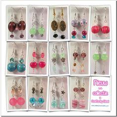 Great earrings! #craftsbycloud #earrings #beads
