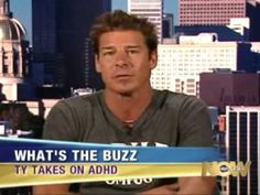 Celebrities with ADHD: Ty Pennington - YouTube