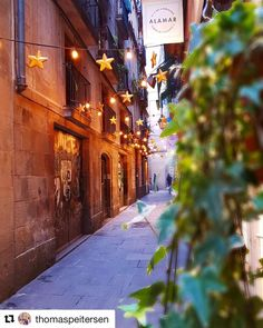 El Born Barcelona. #reiseblogger #reiseråd #reisetips #reiseliv  #Repost @thomaspeitersen (@get_repost)  L  A /  R  I  B  E  R A