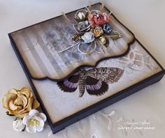 Margyz Paper Games: The Butterfly Book Kit for Megs Garden