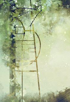 恋姬采集到半景半色(2593图)_花瓣