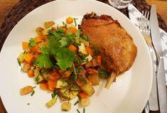 Panopäärynät eli karamellisoidut päärynät mascarponevaahdolla | Inka I Steak, Food, Mascarpone, Eten, Steaks, Meals, Beef, Diet