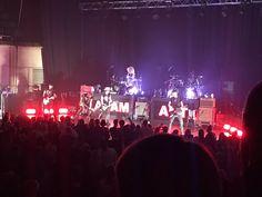 Anthems tour 2017