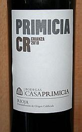 Casa Primicia Crianza 2010, DOC Rioja, Spanje - 3 Wijngekken die dol zijn op wijn !