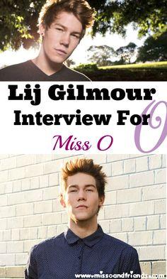 Lij Gilmour Interview!