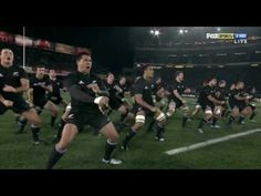 This will make you fuckin' piss your pants.  New Zealand All Blacks' Kapa O Pango is their scariest pre-match Haka in my opinion, even more so than the Ka Mate.