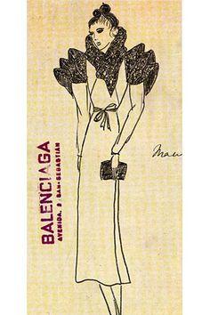 Manteau orné d'astrakhan , vers 1930