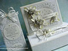 Dorota_mk: Szczypta ślubnej elegancji