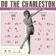 Learn the Charleston and blow the dance competition out of the water every time. Learn the Charleston and blow the dance competition out of the water every time. The Great Gatsby, Great Gatsby Party, Gatsby Theme, Gatsby Style, Nye Party, Prohibition Party, Speakeasy Party, 1920s Speakeasy, Danse Charleston