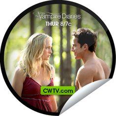 The Vampire Diaries Season 4 Premiere on CWTV