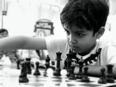 Dev Shah is in class II but does not like Lego Toys. He does not like Superman, Batman, or even Tarzan or Tintin Comics. Read this exclusive feature on India's young chess prodigy. http://tadpoles.in/read/179/the-little-buddha-of-chess