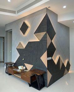 Hotel Bedroom Design, Bedroom False Ceiling Design, Bedroom Wall Designs, Bedroom Furniture Design, Home Room Design, Home Interior Design, Living Room Designs, Interior Decorating, House Design