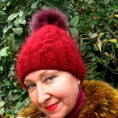 """Women's flocart hat Women's hat """"flocart"""" is perfect for your look and will be a great addition to your wardrobe. Stylish, very light and warm hat. Stylish Hats, Hats For Women, Handicraft, Mittens, Showroom, Knitted Hats, Knitwear, Winter Hats, Warm"""