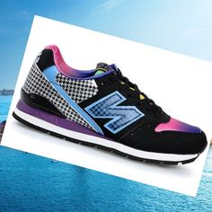 2e5b5a8b9aa44 New Balance Nb Cm996rnb Stars Black Cloud Viola Intenso Sneakers For Uomini  HOT SALE! HOT PRICE!