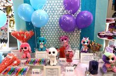 Beanie Boo Kids Party