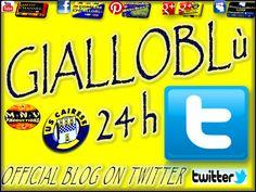 GIALLOBLU 24h , ON TWITTER .