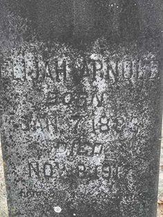 Elijah W Arnold