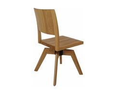 #Esszimmer #Stuhl XENIA, wunderschön in Eiche und aus #Vollholz!