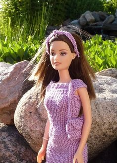 Free! - Barbie Doll Knitting Patterns